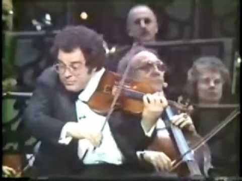Itzhak Perlman - Aires Gitanos de Pablo Sarasate