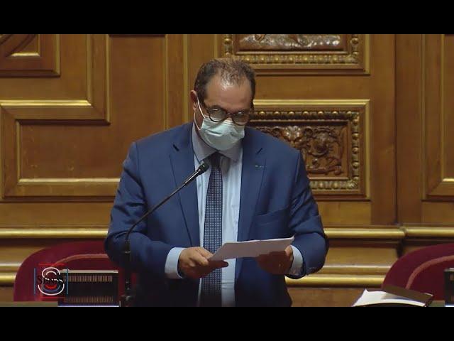 Franck MENONVILLE : Débat - La souveraineté économique de la France