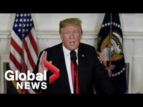 Trump Announces 'common Sense' Deal In Effort To End Shutdown