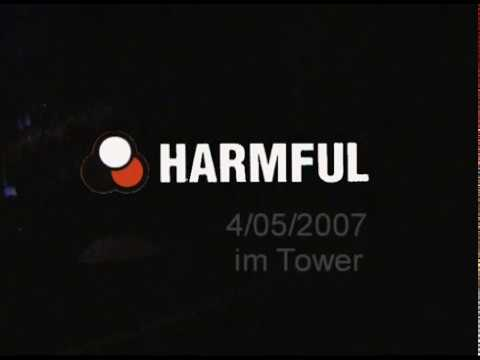 Harmful (feat. Billy Gould) Live im Tower Bremen 05.04.2007