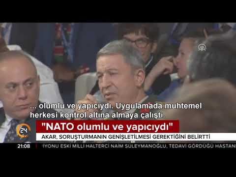 NATO Genel Sekreteri Stoltenberg, Türkiye