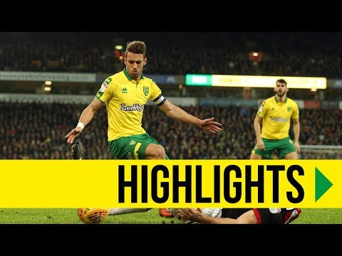 HIGHLIGHTS: Norwich City 1-2 Sheffield United