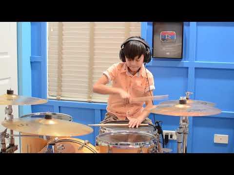 Benny Blanco Halsey & Khalid - Eastside Drum Cover