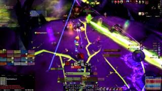 Unleashed vs Archimonde Mythic -- Hunter PoV