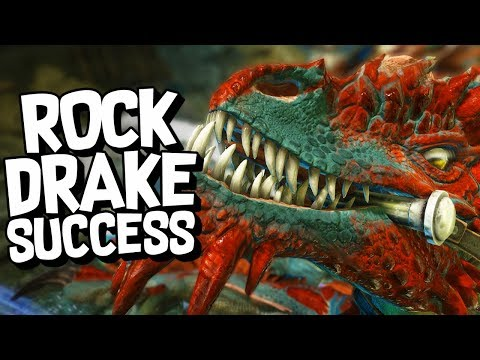 ark how to get drake eggs