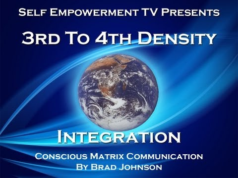 3rd to 4th Density Integration - Conscious Matrix Communication