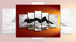 Multiple Paintings for wall decoration