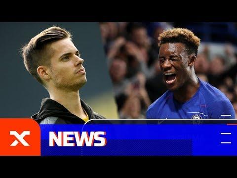 Transfer-News: Julian Weigl vor Wechsel zu Thomas Tuchel und ein neues Update zu Callum Hudson-Odoi