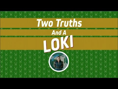 Two Truths and a Loki - Disney Channel Movie Surfers Thor Ragnarok Interview