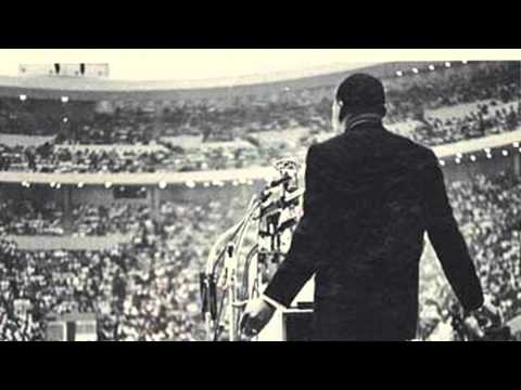 Martin Luther King - Original I Have a Dream Speech - Detroit, MI 1963