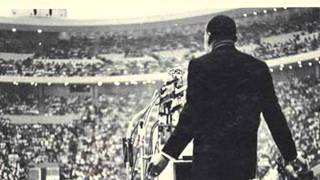 Martin Luther King - Original I Have a Dream Speech - Detroit, MI 1963