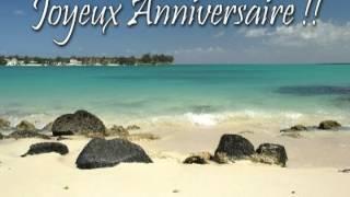 Joyeux Anniversaire (Créole Mauricien) - Daniella Résidu (Séga Typique)