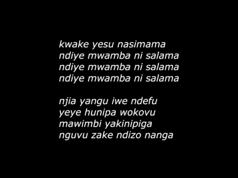 Chakutumaini sina  Mahlon