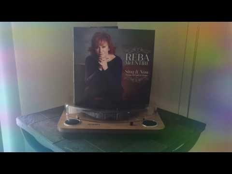 Reba McEntire -Amazing Grace LP