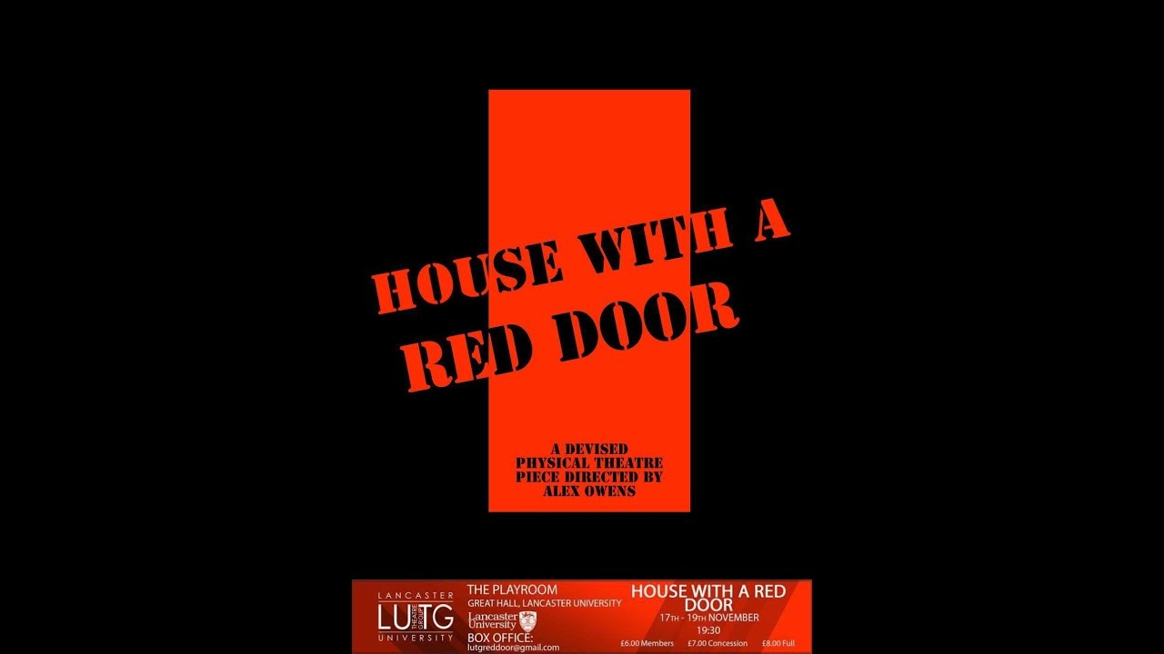 House With A Red Door The Movie Youtube