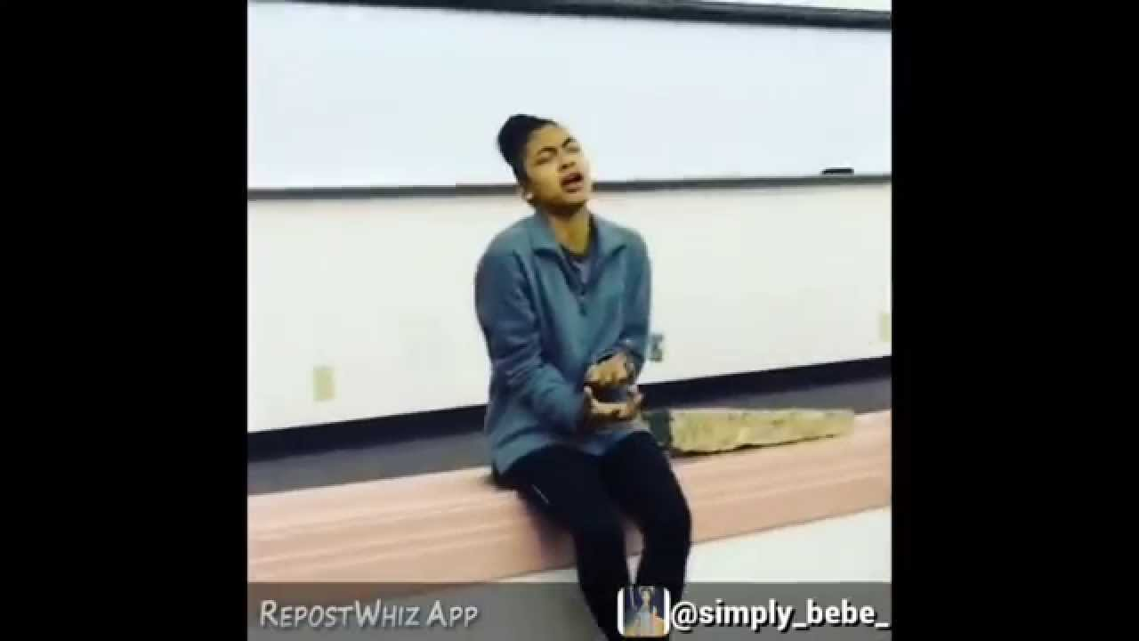 Briana Babineaux...An Anointed Voice! - YouTube