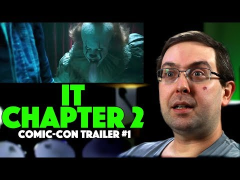 Play REACTION! It: Chapter Two Comic-Con Trailer #1 - James McAvoy Movie 2019