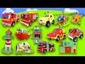 1 Stunde Spaß Mit Feuerwehrmann Sam: Unboxing, Jupiter, Feuerwehrauto   Toys Compilation