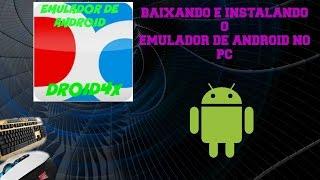 TUTORIAL COMPLETÃO - EMULADOR DE ANDROID  NO PC  (Instalar APK - Configurar Teclado e Mouse)