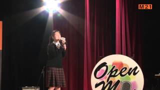 Publication Date: 2014-01-03 | Video Title: 《Open Mic》學校篇 Natalie - Rollin