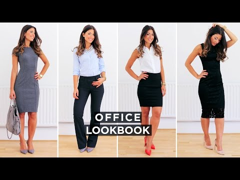 Office Lookbook | Mimi Ikonn