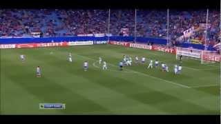 36 goles de Radamel Falcao Garcia en la temporada 2011/12 con el Atlético de Madrid