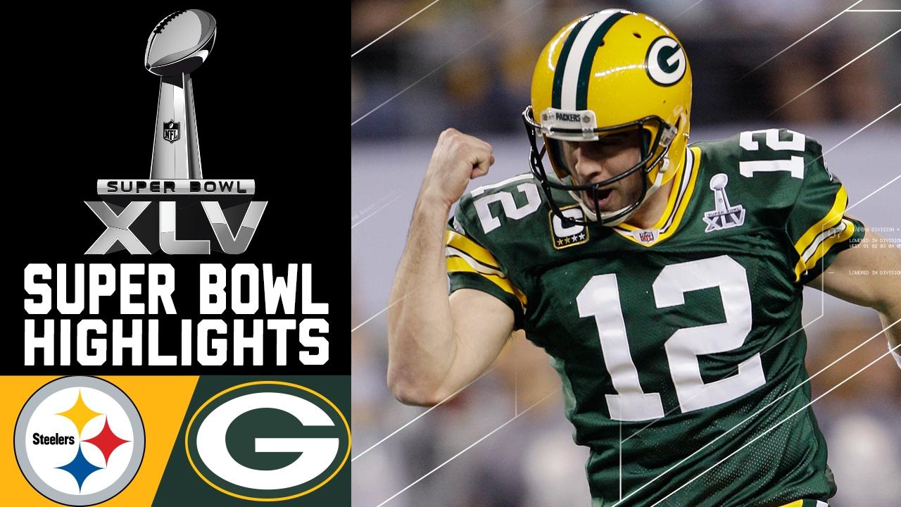 Super Bowl XLV Recap: Steelers vs. Packers | NFL