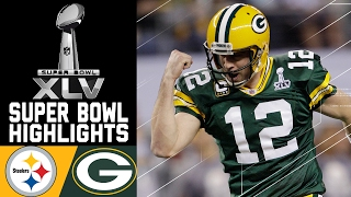 Super Bowl XLV Recap: Steelers vs. Packers | NFL