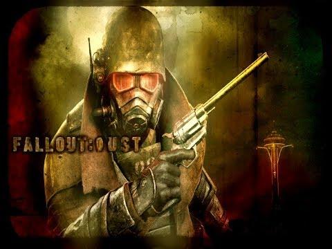 Хардкорный Fallout NV - dust