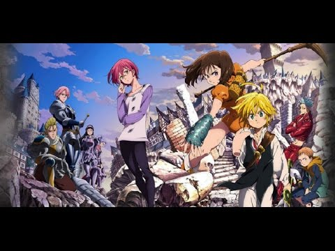Top 10 Anime Fantasy Azione ITA