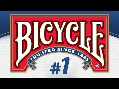 Pár érdekes Bicycle pakli #1