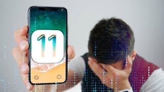 The Worst iOS 11 Bugs.. An Embarrassing Look Back