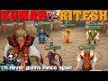 Summoners War - Kumar vs Ritesh in Guild War! Mo Long is never gonna dance again!
