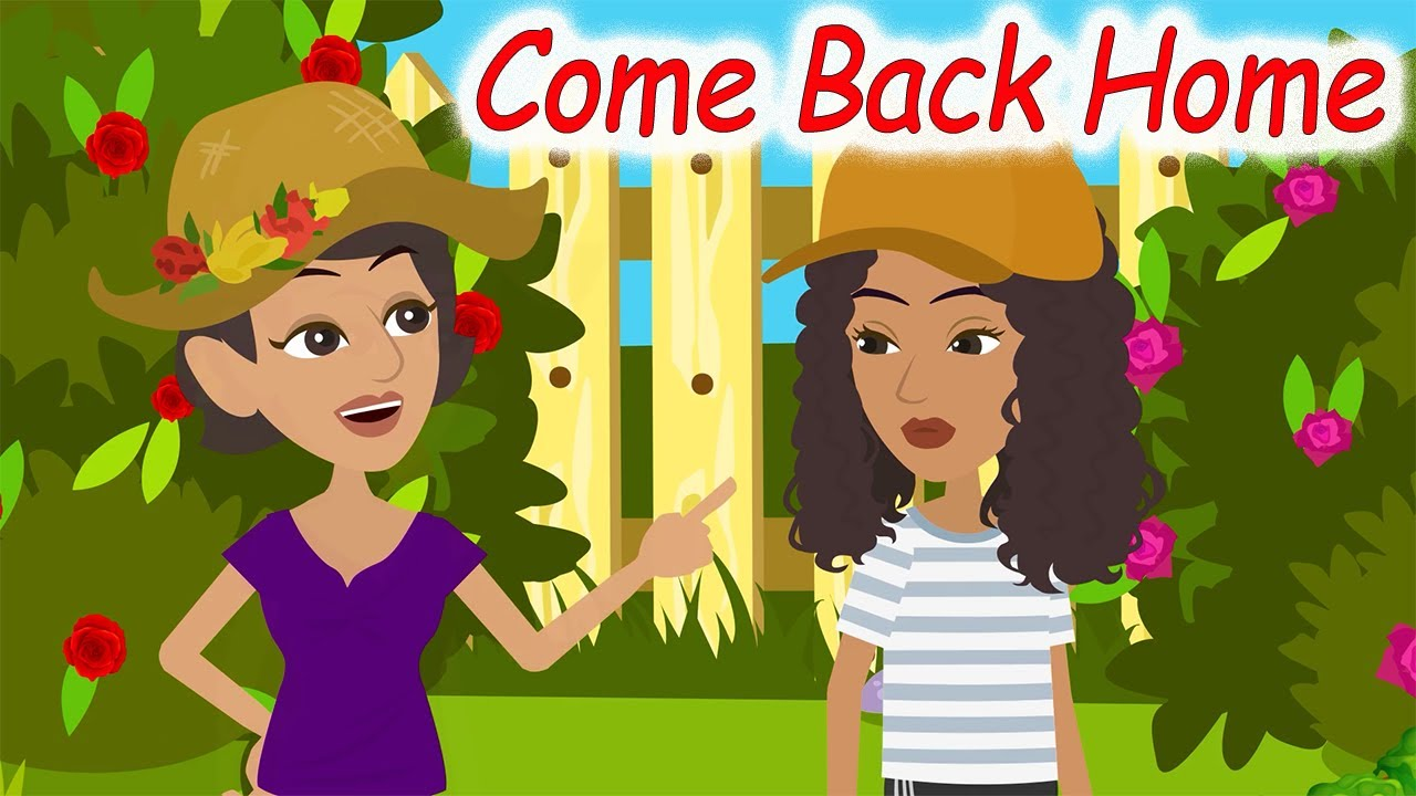 Dora Ep7 : Come Back Home -  English for Beginner   English Speaking Practice