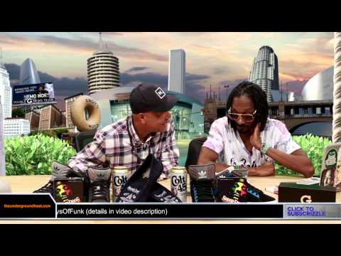Russell Simmons, Snoop & Vegan Pastrami