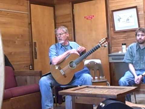 FSGW Getaway 2009 Gordon Bok Instrumental Yaqi Indian Melodies
