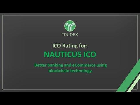 Nauticus ICO - TruDex ICO Profile, Blockchain, Cryptocurrency, ICO Listings