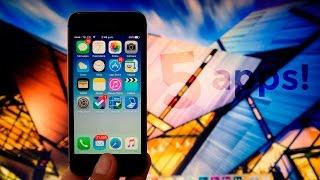 Mejores Apps de Enero 2017 Para iPhone, iPod & iPad I iOS 10