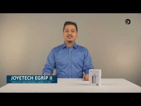 Joyetech eGrip II Elektronik Sigara İnceleme