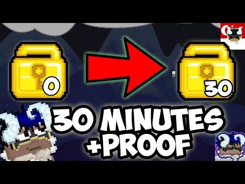 How To Get 30 WLS In 30 Minutes + Proof ! l Growtopia