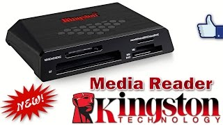 Card Reader Kingston USB 3.0 Media Reader