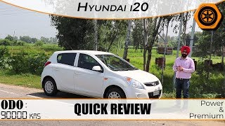 Hyundai i20 Diesel 2012 | Quick Review | Power + Premium | Spare Wheel