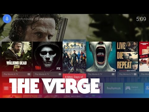 Here's how Android TV works