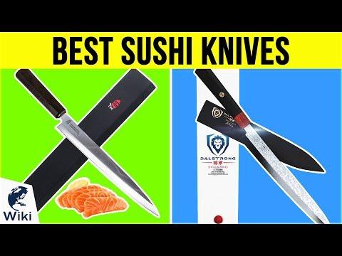 10 Best Sushi Knives 2019