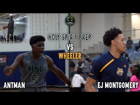 ANTMAN Anthony Edwards leads team to DECISIVE VICTORY against EJ MONTGOMERY & Powerhouse WHEELER 🔥🔥🔥