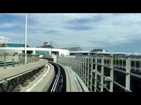 The SkyBridge is an automated people mover at Leonardo da Vinci–Fiumicino Airport in Rome, Italy.