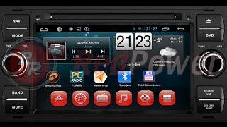 Автомагнитола Redpower 18140 Ford Focus2, transit, fiesta, kuga android 4.2(В данном видео я просто провожу видеоосмотр устройства. И, если есть какие то детали по комплектации я их..., 2014-07-02T08:25:47.000Z)