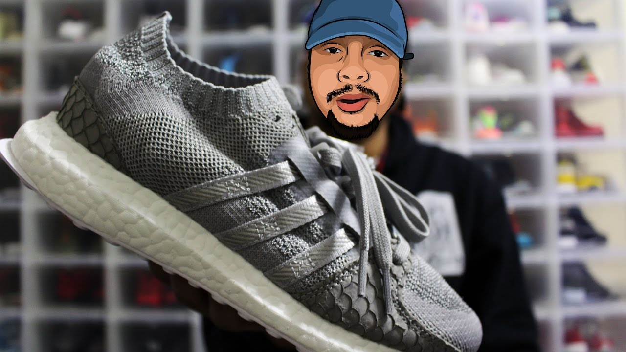 Unboxing  Adidas Originals x Pusha T EQT Support Ultra PK