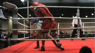 Jake`s Canadian Championship fight part 2 004.MPG 2017 Video