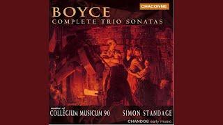 Trio Sonata No. 1 in A Minor: II. Fuga: Allegro